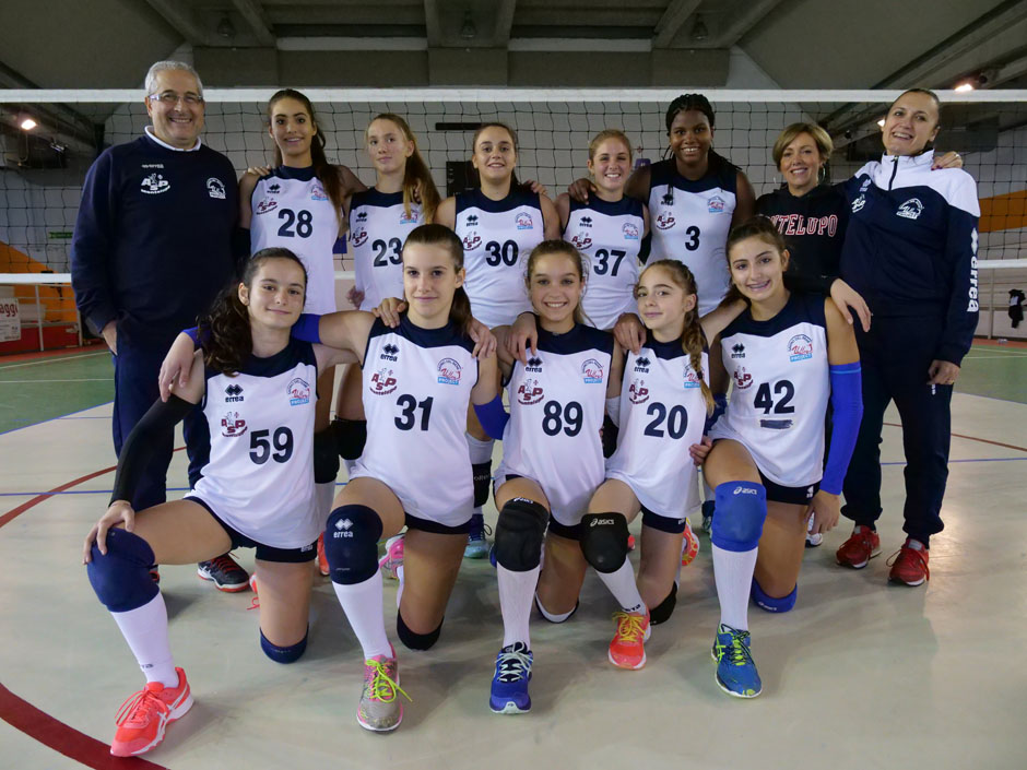 UNDER 14 ROSSA - Playoff - Quarti Andata