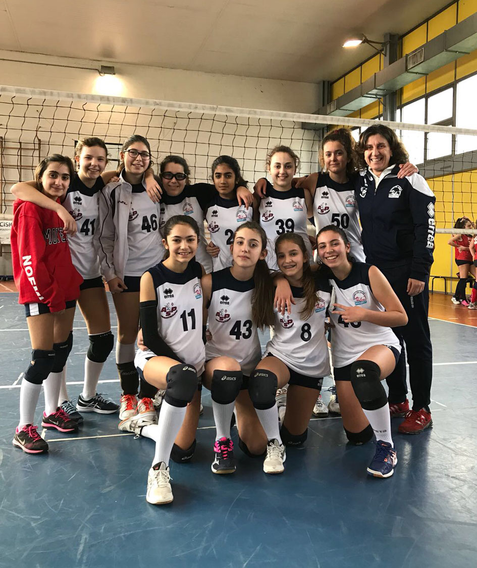 UNDER 14 BLU - GIORNATA 18 - PLAYOFF CONQUISTATI