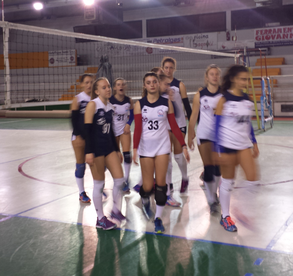 UNDER 16 ROSSA - Playoff - Giornata2