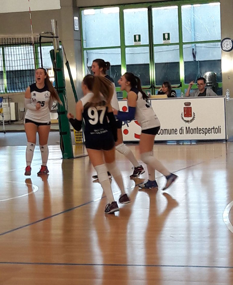 UNDER 16 ROSSA - Playoff - Giornata1