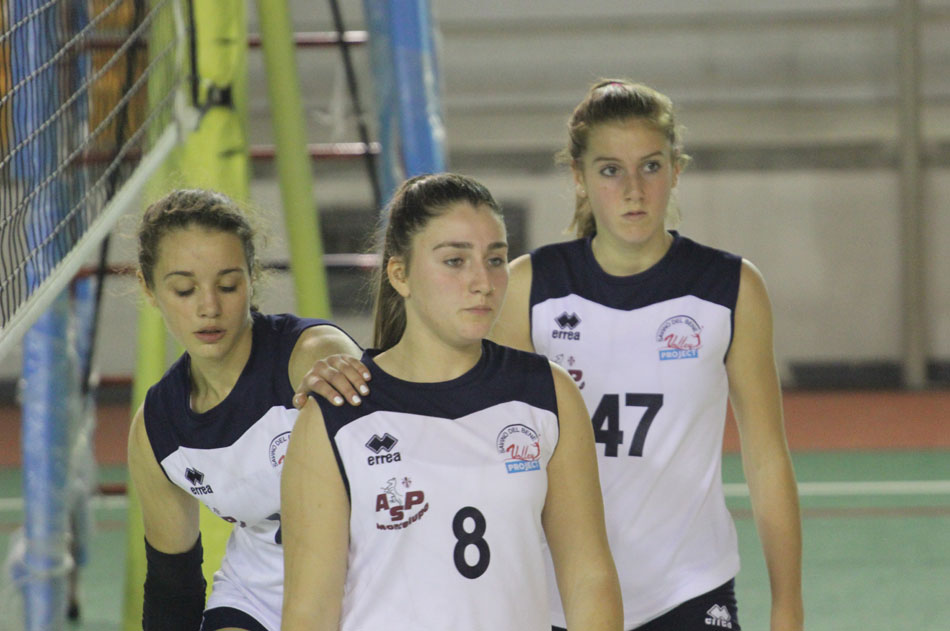 UNDER 16 BLU - Playoff - Quarti Andata
