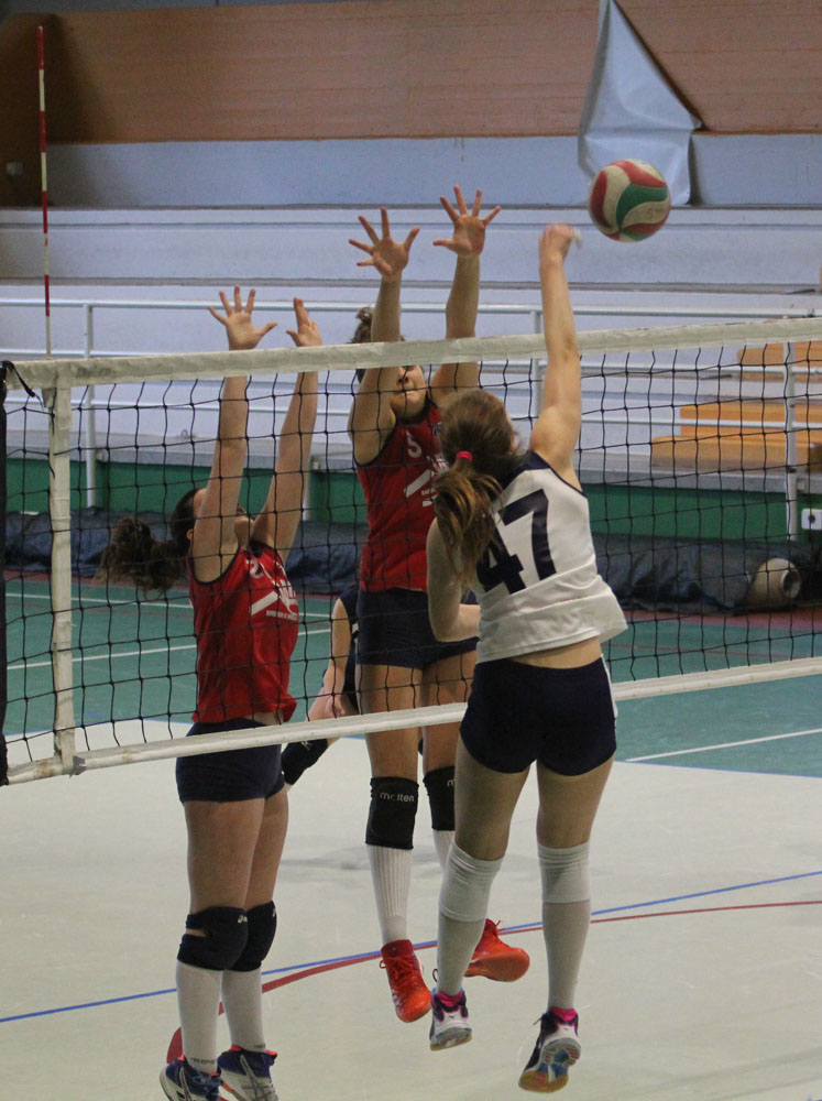 UNDER 16 BLU - Playoff - Giornata3
