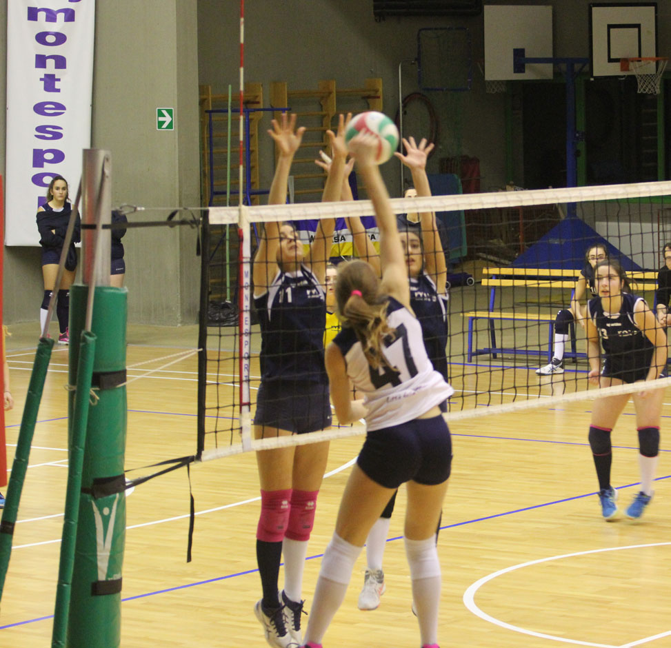 UNDER 16 BLU - Playoff - Giornata1