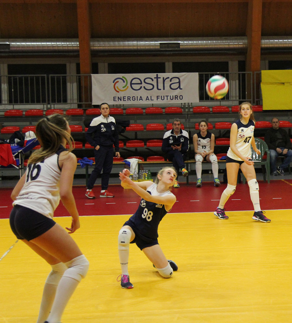 UNDER 16 BLU - Playoff - Quarti Ritorno